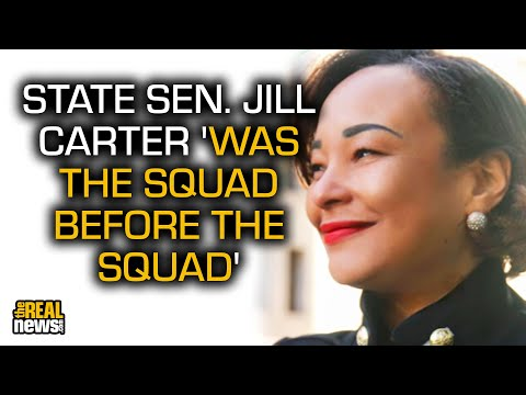 State Sen. Jill Carter 'Was the Squad Before the Squad'