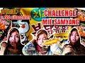 SPECIAL 11K SUBSCRIBER CHALLENGE MIE SAMYANG Sampai Mau Muntah