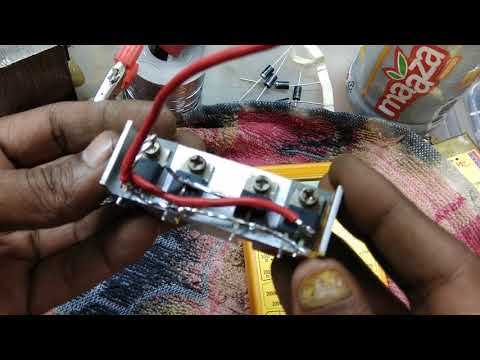 Home made patanjali inverter project