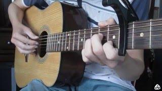 [Guitar Cover] Tôi thấy hoa vàng trên cỏ xanh - Lụa Acoustic