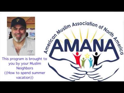 Al AMANA Voice, the Voice of Trust #2 ((How to spend summer vacation))