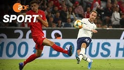 FC Bayern - Tottenham Hotspur 5:6 i.E. (2:2) - Die Highlights | Audi Cup 2019 - ZDF SPORTextra
