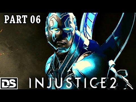 Injustice 2 Gameplay German PS4 - Beetle, Firestorm, Supergirl - Let's Play Injustice 2 Deutsch #6
