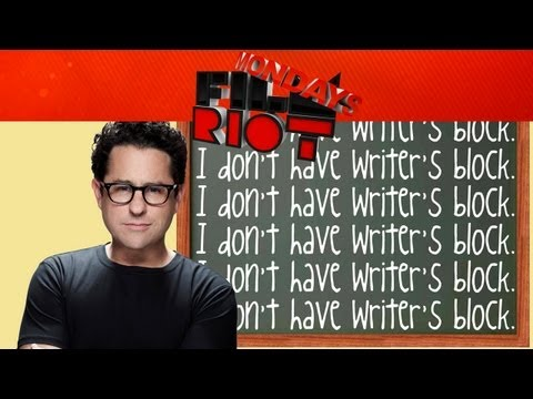Mondays: Charades With J.J. Abrams & Writers Block With Seth Worley!
