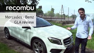Mercedes GLA AMG Line Review: Not just a big A-Class
