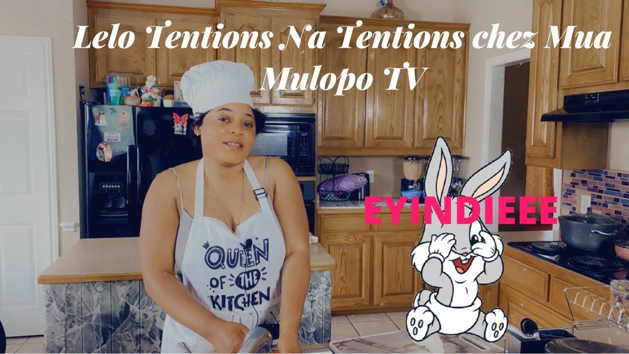 LELO TENTIONS NA TENTIONS CHEZ MUA MULOPO TV