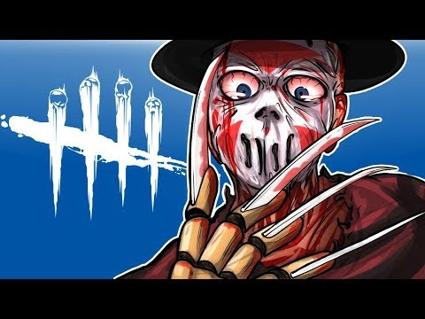 Dead By Daylight - FREDDY KRUEGER DLC!!! (New Killer, New Map, New Survivor!)