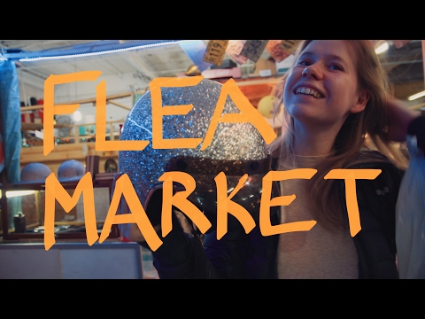[MTL GUIDE] Best Flea Market in the City!