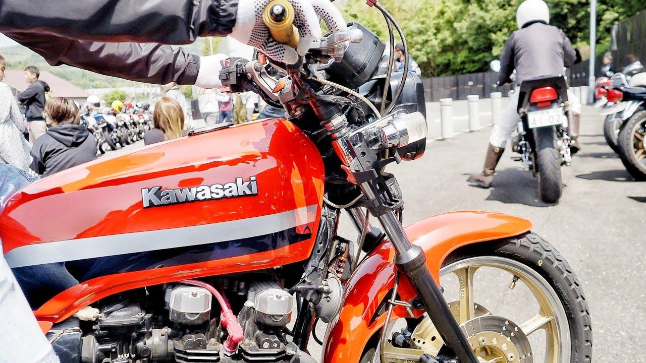 Z400GP ZEPHYR400 CBX400F GS400 Z2 Z1 750RS CB400F Japanese motorcycle videos