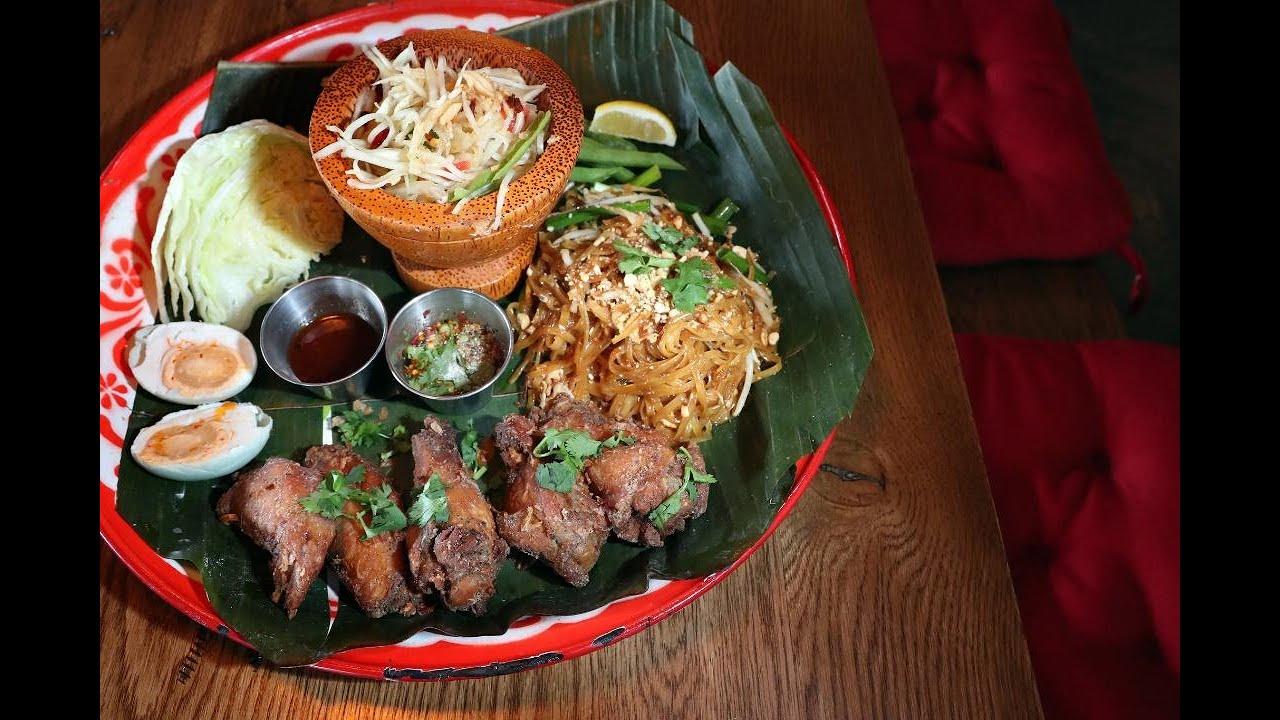 Eathai in Delray Beach serves modern Thai food