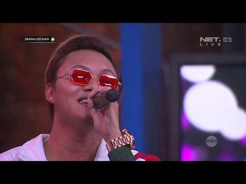 Performance:  Rizki Febian -Menari