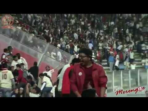 UNIVERSITARIO 3 vs D.Anzoategui 1 -Copa Sudamericana 2015