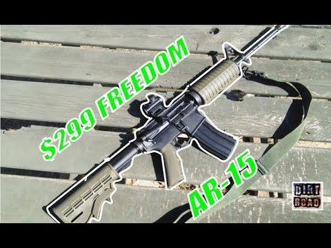 $299 PSA Freedom AR-15 Kit