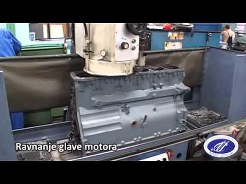 Mišić Group - Remont i mašinska obrada motora