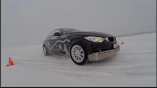 BMW   школа X drive  Купили себе машину на новый год
