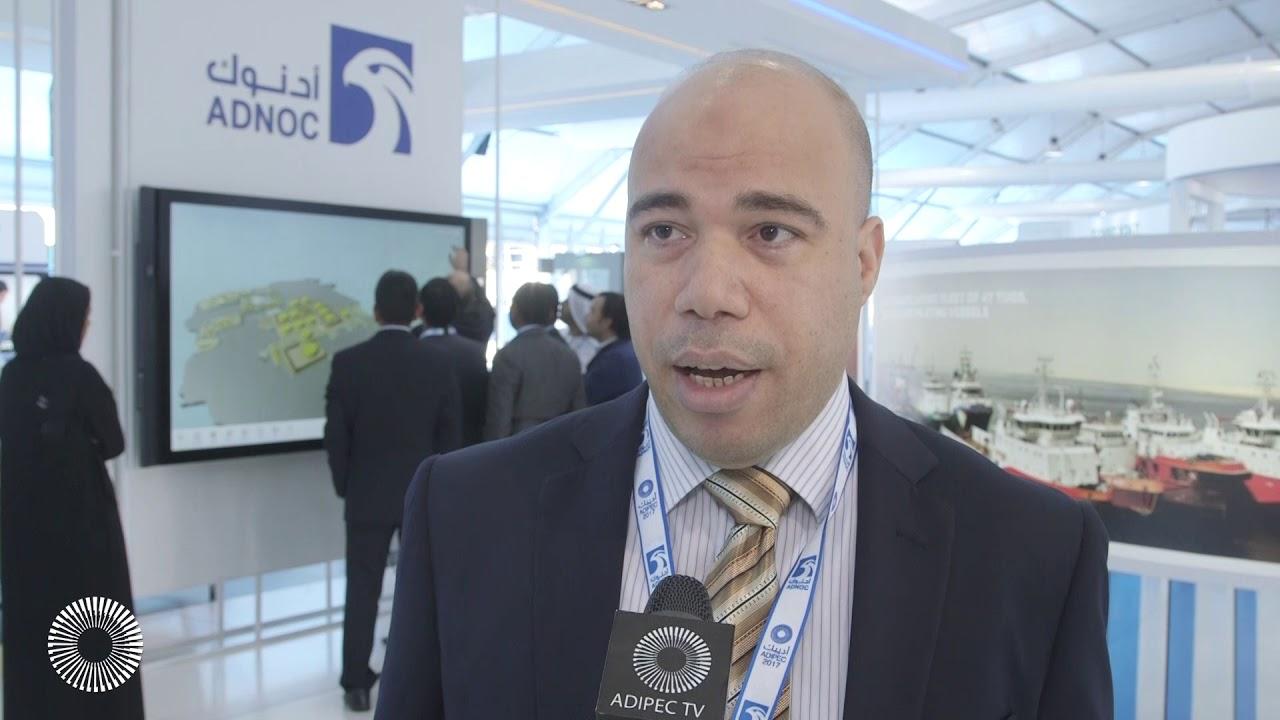 Ibrahim Fahmy - Marine Advisor Project Logistics, ADNOC Offshore