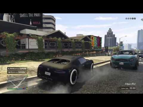Grand theft auto 5 menace    society