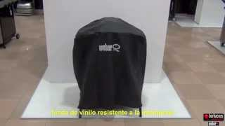 Funda Luxe Weber Q Stand Series 100, 200, 1000 Y 2000