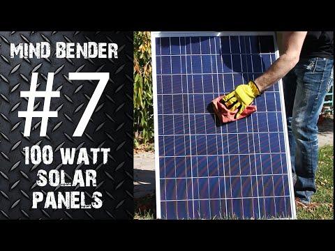 MB#7 - 100 watt Solar Panels (CLOSED) (#ad)