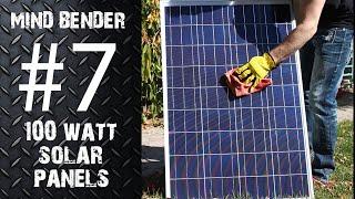 MB#7 - 100 watt Solar Panels (CLOSED)