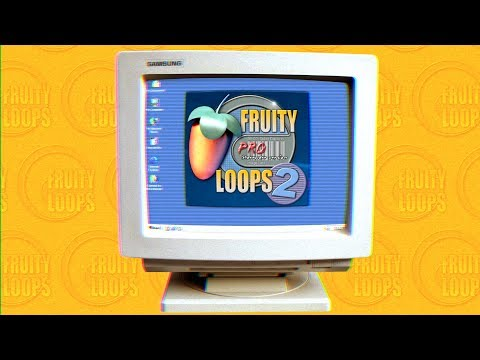 Using A 17 Year Old Version of FL Studio (Fruity Loops 2)