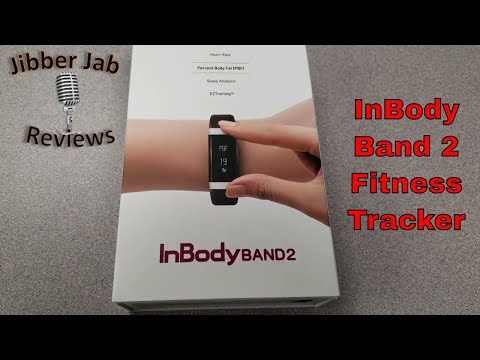 InBody Band 2 Best Wearable Fitness Tracker Yet? Jibber Jab Reviews!