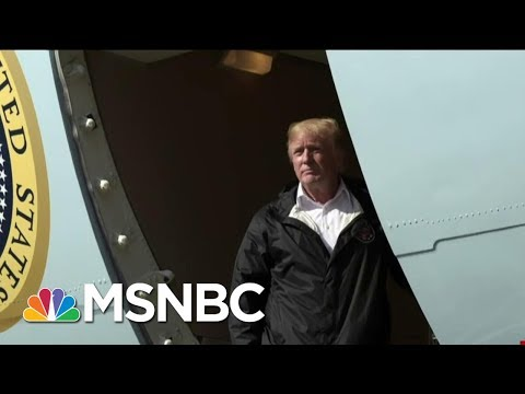 President Donald Trump Targets Puerto Rico In New Round Of Tweets | Morning Joe | MSNBC