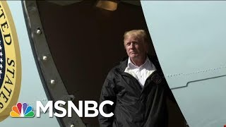 President Donald Trump Targets Puerto Rico In New Round Of Tweets | Morning Joe | MSNBC