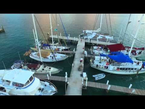 Nassau, Bahamas Sun Down-1080p- Skyby Production INC