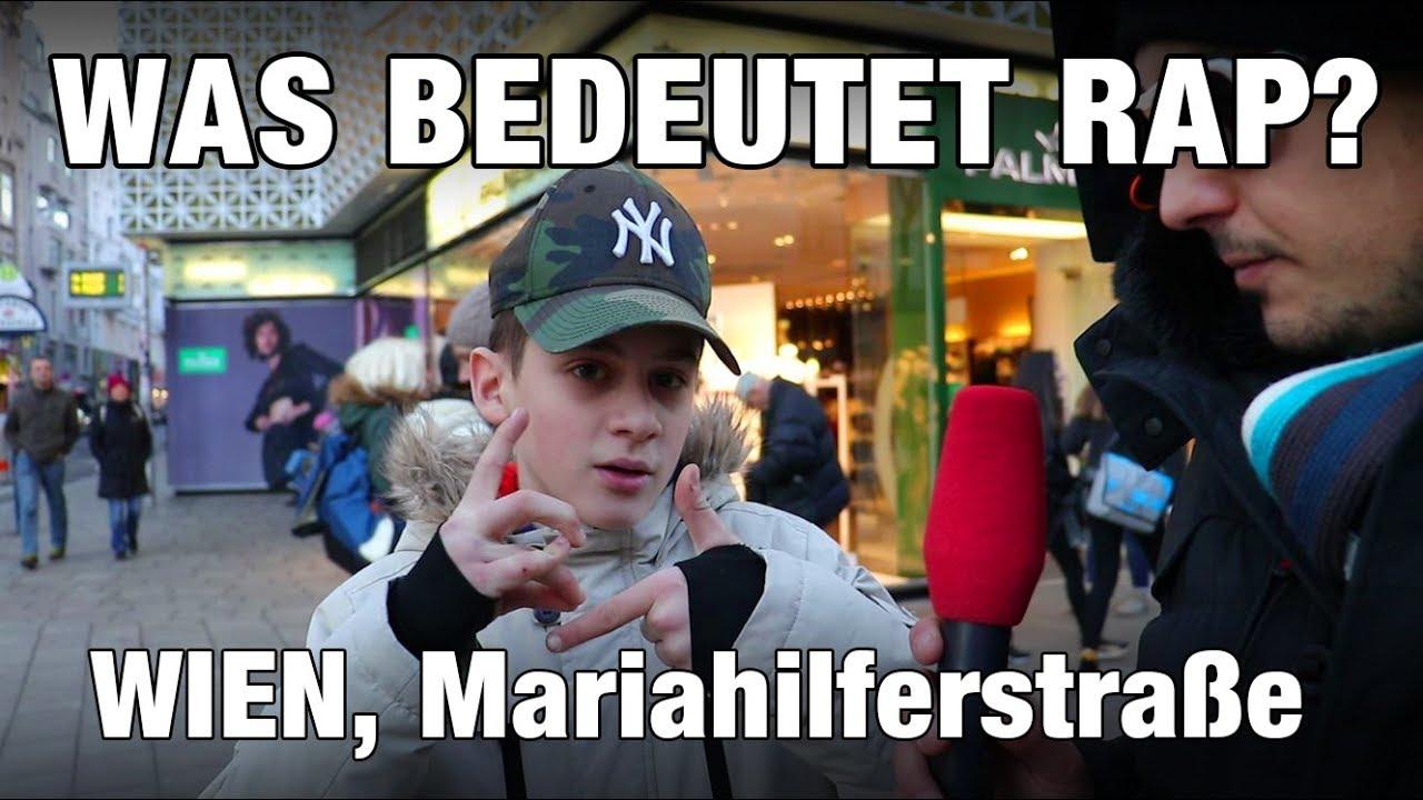 Was Bedeutet Rap Interview Wien Raf Camora 187 Falco Farid