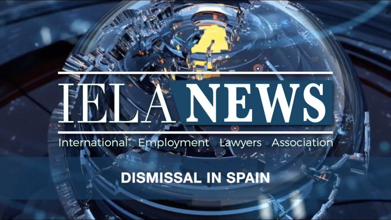Dismissal in Spain