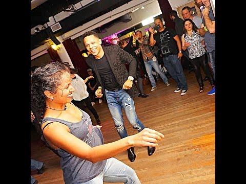 Magna Gopal & Charlie Garcia @ LVG Salsa Social, NYC