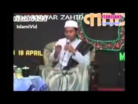 Pendapat KH.Anwar Zahid tentang NU & Muhammadiyah