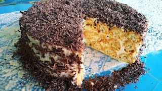 Торт без Выпечки Cake without baking