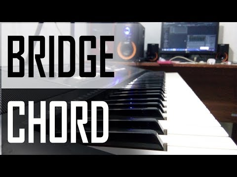 Jembatan Chord, Bridge Chord | Pemula | Belajar Piano Keyboard