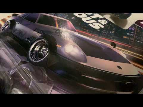Hot Wheels Nissan Fairlady Z (2019 Fast Rewind - Fast & Furious)