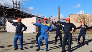 Видеопоздравление мужчин завода 'Полимир' женщинам на 8 Марта