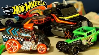 Hot Wheels TOP 10 - Мои Любимые Машинки Хот Вилс. Видео на русском языке