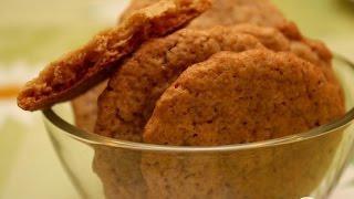 Овсяное печенье  Рецепт выпечки