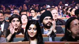 vishal shekhar at iffa award singapore 2012