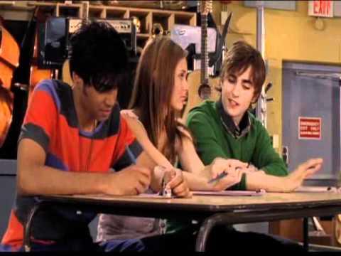 Landon Liboiron  Degrassi Season 9 Bloopers