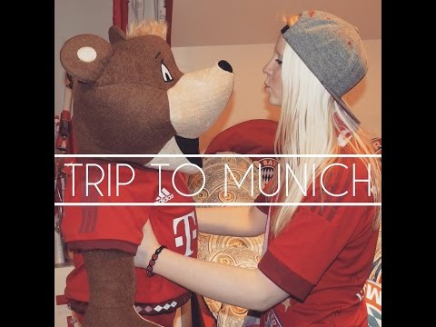MY TRIP TO MUNICH ♥