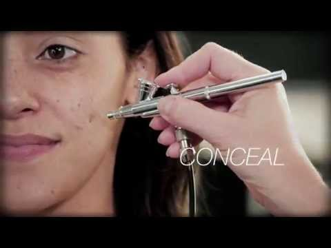 How To Use Airbrush For Flawless Makeup Application