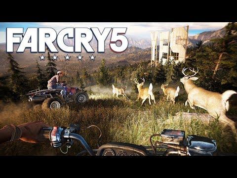 FAR CRY 5 GAMEPLAY WALKTHROUGH, PART 1!! (Far Cry 5)