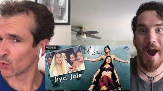 Jiya Jale Song REACTION!! Dil Se - Shahrukh Khan, Preity Zinta Lata Mangeshkar