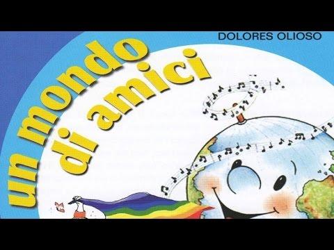 Dolores Olioso - Un mondo di amici