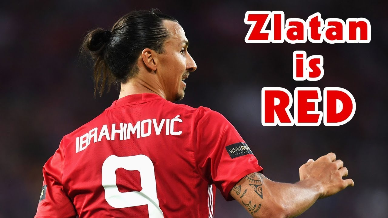 buy popular a6679 69f89 ⚽ ZLATAN IBRAHIMOVIC ● BEST SKILLS AND GOALS ● WELCOME BACK MANCHESTER  UNITED