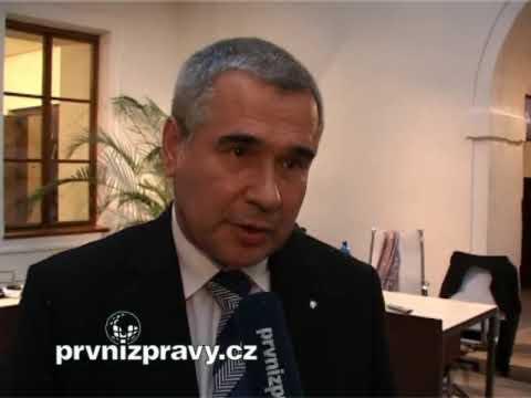 Plachý (ODS) A Kováčik (KSČM)  O Obchodních řetězcích