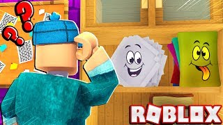 Hiding Right In Front of Their NOOB FACES! -- ROBLOX
