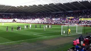 Video Gol Pertandingan Swansea City vs Everton
